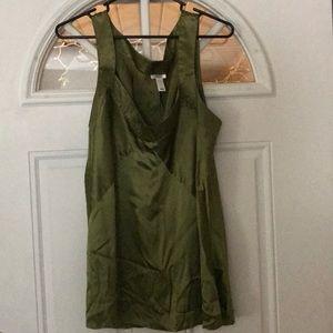Old navy Silk blouse